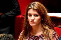 Marlène Schiappa, secrétaire d'État à l'égalité entre les hommes et les femmes, recadrée à tort par Nicole Belloubet ?