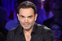 Yann Moix, sur le plateau de << On n'est pas couche >> sur France 2.
