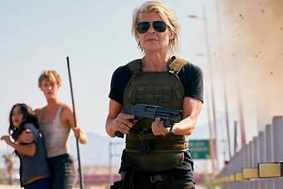 << Terminator: Dark Fate >>, en salle le 23 octobre.