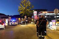La fusillade a fait trois morts et un blessé dans un état grave.