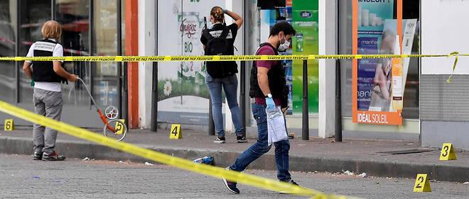 Les motivations de l'homme qui aurait tué une personne à Villeurbanne samedi ne sont pas encore connues.
