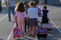 En cette nouvelle rentree, plusieurs changements attendent les eleves de primaire, priorite de Jean-Michel Blanquer depuis trois ans.