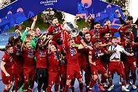 Liverpool (ici en photo), Chelsea, Arsenal ou Manchester City sont des marques mondiales aux enjeux de marketing et de merchandising gigantesques dans les pays emergents.
