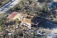L'ouragan Michael qui a ravagé l'Amérique centrale et la Floride en 2018 a fait plus de 70 morts. Il est considéré comme la tempête la plus puissante à avoir frappé les États-Unis depuis 1969.