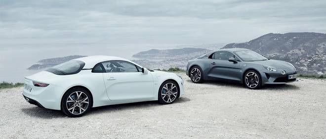 La montée en cadence de l'usine Alpine de Dieppe permet une nette progression des ventes de la marque française de voitures de sport.