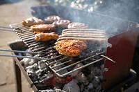L'odeur du barbecue représentait une nuisance olfactive pour Cilla Carden (illustration).