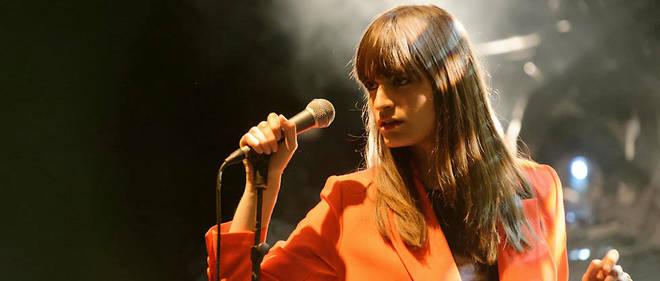 Clara Luciani sera en concert à l'Olympia pour deux soirées qui affichent complet.