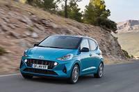 La Hyundai i10 de 3e génération présente des proportions nettement plus avantageuses que la précédente.