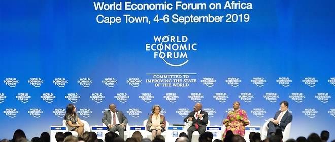 Le Forum économique mondial sur l'Afrique se veut un lieu d'échanges avec des sessions plénières comme celle avec Sahle-WorkZewde, la présidente de l'Éthiopie.