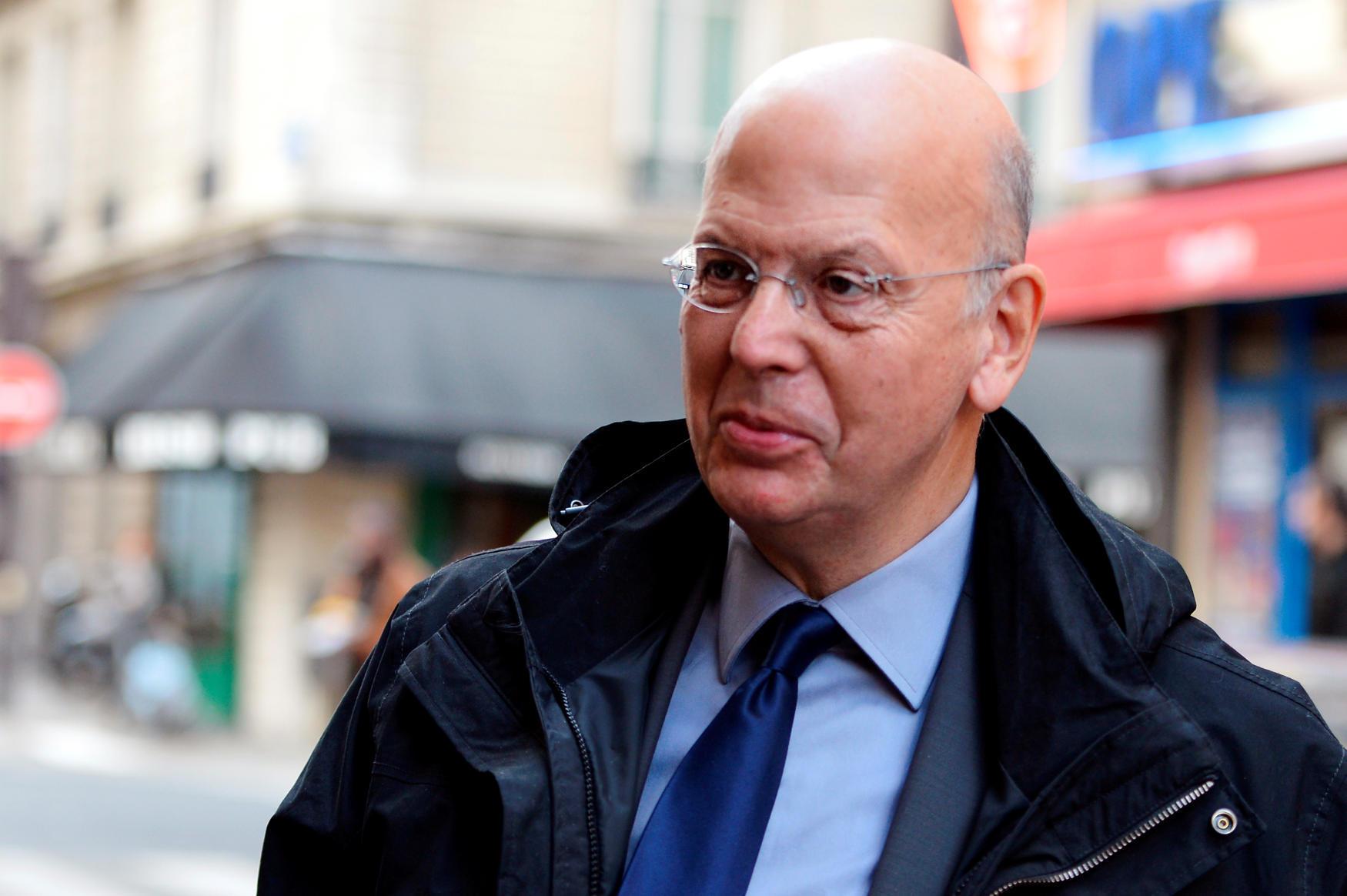 Patrick Buisson en 2012.