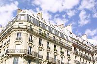 Le cap des 10000euros le mètre carré a été franchi au mois d'août à Paris (illustration).