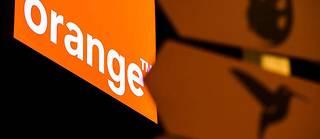 Le logo d'Orange.
