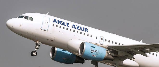 Aigle Azur a transporté 1,88 million de passagers en 2018.