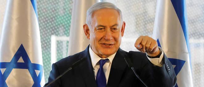 La campagne de Benjamin Netanyahu a pris un sérieux virage à droite pour prendre un maximum de voix à «Yamina», la liste unifiée des religieux nationalistes.