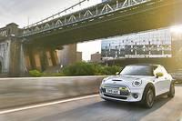 La Mini Cooper SE débarquera en concessions début 2020.