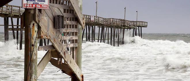 L'ouragan Dorian se rapproche de la Caroline du Nord et devrait frapper samedi la Nouvelle-Écosse, au Canada.
