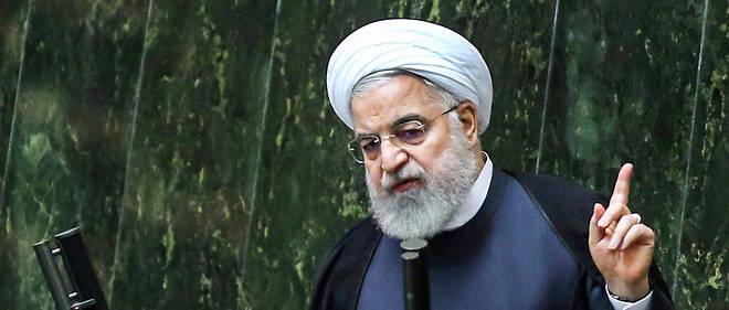 Téhéran doit annoncer samedi le détail de la nouvelle réduction annoncée des restrictions consenties en 2015 sur sesactivités nucléaires, projet auquel l'Union européenne l'a sommé jeudi de renoncer.
