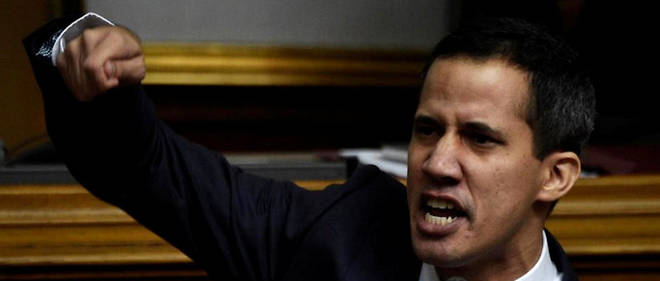 Juan Guaido, qui préside le Parlement, est dans la ligne de mire de la justice depuis le 23 janvier.