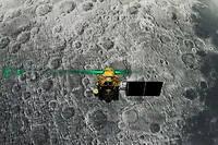 L'Inde tente de devenir la quatrième nation au monde à réussir à poser un appareil sur la Lune, après l'Union soviétique, les États-Unis et la Chine.