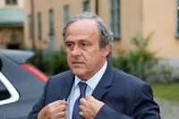 Michel Platini en 2019.