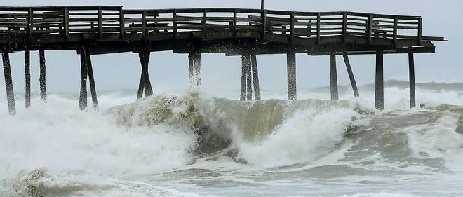 L'ouragan Dorian a frappé le Canada après avoir durement touché les Bahamas et frôlé les États-Unis. (Illustration)