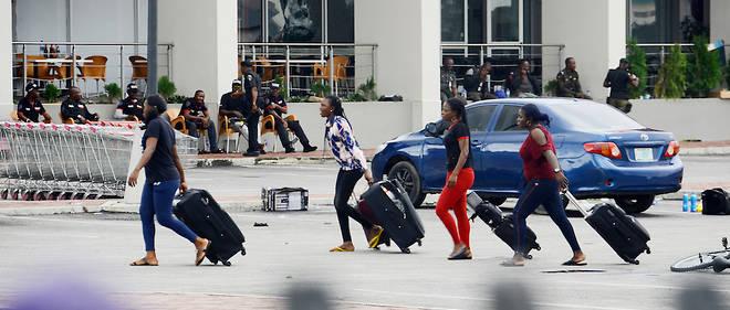 Ce sont par des vols affrétés entre autres par la compagnie aérienne privée Air Peace que des Nigérians ont choisi de fuir les violences xénophobes d'Afrique du Sud.