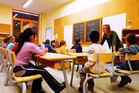 D'après le rapport «Regards sur l'éducation2019», les élèves de primaire français sont moins bien lotis que leurs camarades du collège et du lycée