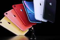 Avec l'iPhone 11, mais plutot une montee en gamme sur ce smartphone qui sera disponible en six couleurs a partir de 809 euros.