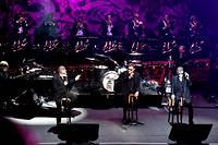 Les Vieilles Canailles en concert à Carcassonne.
