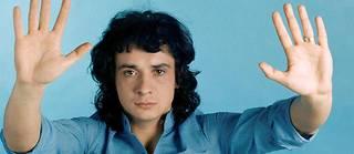 Michel Sardou dans les années 1970.