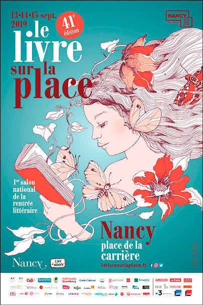 Rentrée littéraire - Ce qu'il ne faut pas manquer au Livre sur la place, à Nancy