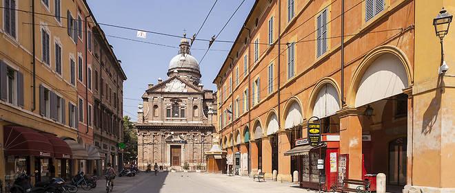 La découverte a été faite à Modène, en Italie, en 2011.