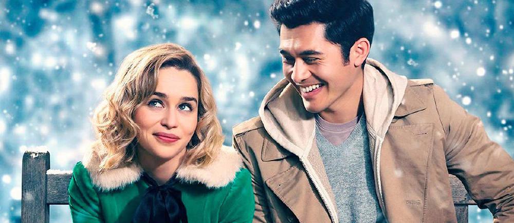Emilia Clarke et Henry Golding dans « Last Christmas ».