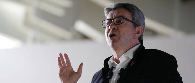 """Jean-Luc Mélenchon estime que Richard Ferrand""""va être mis au pilori pendant plusieurs jours""""."""