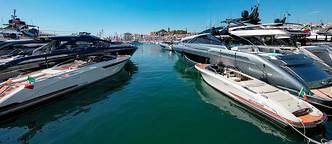 Le Yachting festival fait son show à Cannes jusqu'au 15 septembre entre le Vieux Port et Port Canto