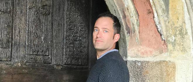 À 38 ans, Laurent Decaux publie son deuxième roman consacré à la folie de CharlesVI.