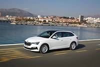 Développée sur une plateforme de VW Polo allongée et élargie, la Skoda Scala fait partie des berlines compactes les plus habitables du moment.