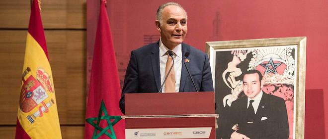 Salaheddine Mezouar préside la CGEM depuis un an.