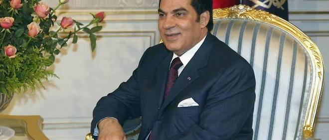 Le président tunisien Ben Ali avait finalement cédé à la colère de la rue.