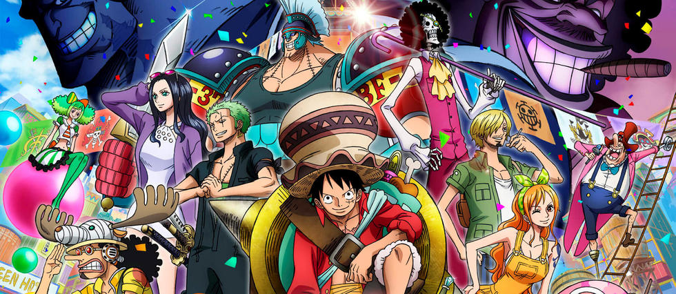 <p>« One Piece Stampede »</p>