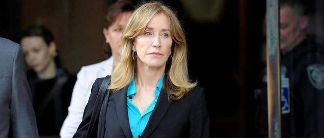 La comédienne de 56 ans avait déclaré plaider coupable en mai dernier