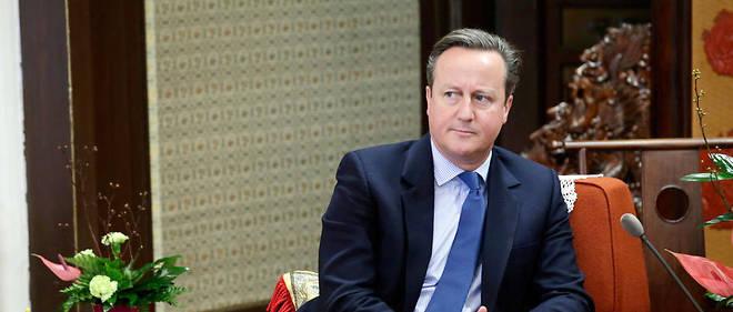 David Cameron s'est retiré de la vie politique après le référendum de 2016