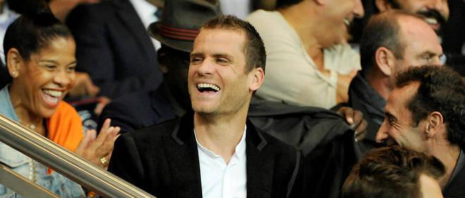 Jérôme Rothen est consultant pour RMC Sport