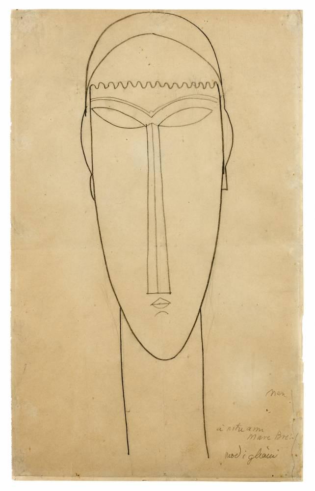 Modigliani ©  Studio SEBERT
