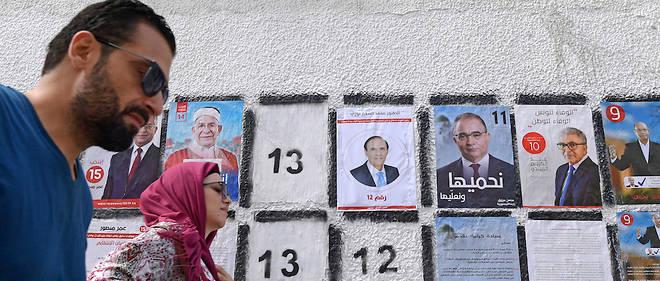En Tunisie, le premier tour de l'élection présidentielle a lieu ce 15septembre.