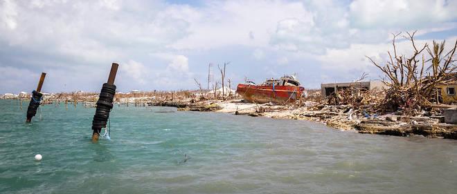 «Je suis horrifié par le niveau de dévastation. L'ouragan Dorian n'était pas de catégorie 5, mais de catégorie enfer», a déclaré le secrétaire général de l'ONU, Antonio Guterres.