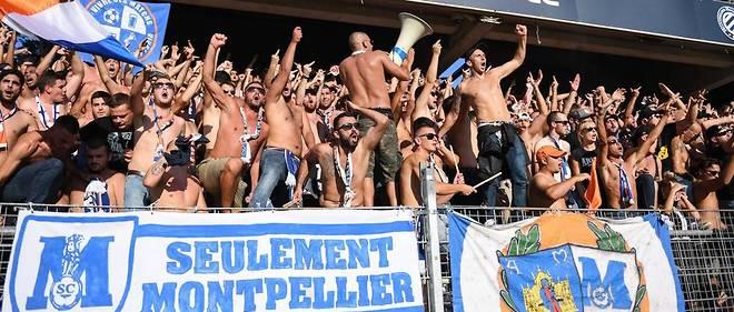 En septembre 2018, lors du match Montpellier-Nîmes (photo d'illustration).