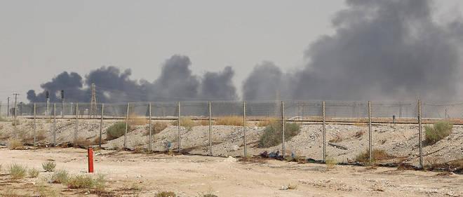 Une attaque de drones revendiquée par les rebelles yéménites a provoqué samedi des incendies dans deux installations pétrolières du groupe Aramco en Arabie saoudite.