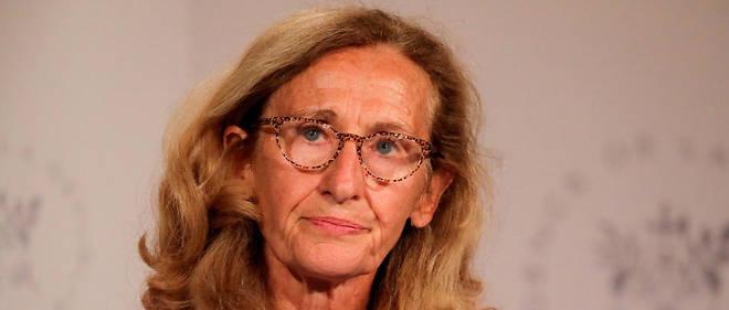 """""""Les magistrats sont libres des choix qu'ils font et le mandat de dépôt n'est pas une exception"""", a estimé Nicole Belloubet au sujet de l'incarcération dePatrick Balkany."""