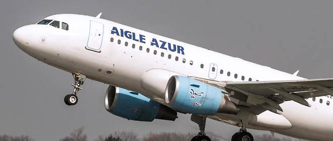 Aigle Azur emploie environ 1 150 salariés entre la France et l'Algérie. (Illustration)